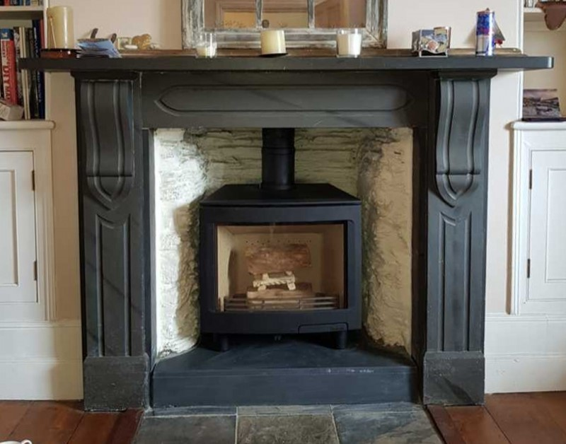 Are wood burning stoves going to be banned. A quality stove in fireplace