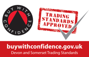 buy With Confidence logo ProSweep Chimney Sweep