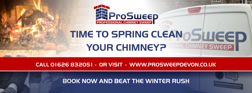 March Chimney Sweep Spring Clean With Prosweep